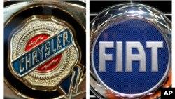 Fiat Chrysler hizo dos llamados separados a reparación de vehículos el viernes, 14 de julio de 2017.