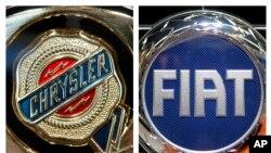 Archivo - Mientras unas automotrices anuncian cierres, Fiat Chrysler se dispone a abrir planta en Detroit.