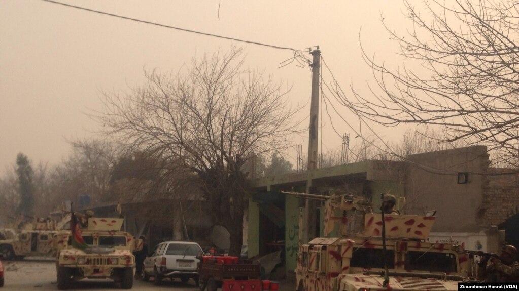 """Sulmohet zyra e agjencisë """"Save the Children"""" në Afganistan"""