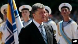 Shokoladchi-milliarder Ukraina prezidenti sifatida ishga kirishdi