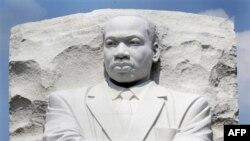 Мемориал Мартина Лютера Кинга в Вашингтоне
