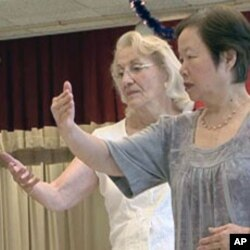 Researchers have found that Tai Chi helps improve their quality of life, enhance their mood and increase physical activity