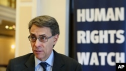 Kenneth Roth, Direktur Eksekutif Human Rights Watch (Foto: dok.)