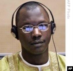 Former Congo militia leader Thomas Lubanga