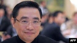 中國海航集團副董事長兼行政總裁王健在法國南部發生的事故中喪生 (資料圖片)