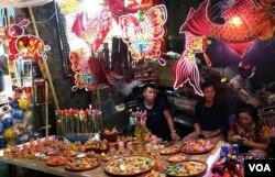 Chợ Tết Trung Thu Hà Nội 2019