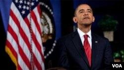 Obama dice que EE.UU. está colaborando con otras naciones para evitar la proliferación nuclear.