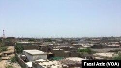 Un camp de Rohingyas installés au Pakistan