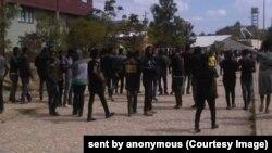 Oromo Protest(FILE)