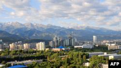 آلماتی، قزاقستان