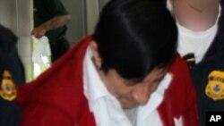 Las autoridades guatemaltecas dicen que esperan que Sosa sea extraditado para enfrentar cargos en el país.