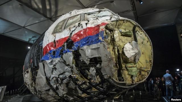 រុស្ស៊ីនិយាយថា គ្រាប់មីស៊ីលដែលបាញ់យន្តហោះម៉ាឡេស៊ី MH17 ចេញមកពីតំបន់រដ្ឋាភិបាលអ៊ុយក្រែន