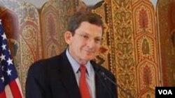 Utusan khusus AS untuk Afghanistan dan Pakistan, Marc Grossman.