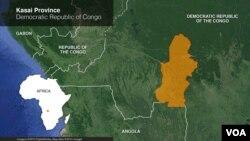 Kasai Province, DRC