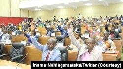 Abagize Inama Nshingamateka y'Uburundi