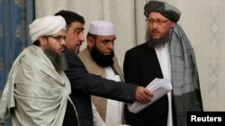 نمایندگان طالبان در نشست مسکو با حضور اعضای شورای عالی صلح افغانستان شرکت کردند