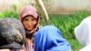 اعتیاد سه عضو خانواده یک سرباز افغان