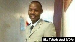 Le saint-cyrien tchadien Mahamat seitchi, une des victimes du crash d'EgyptAir