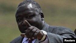 Naibu waziri wa mambo ya kigeni wa Uganda Okello Oryem