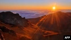 Haliákala në Havai, shprehje e lidhjes së ngushtë të tokës me njerëzit