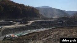 Izgradnja autoputa Podgorica - Mateševo
