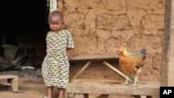 Three of Fatmata's siblings have died of malaria (Freetown,Sierra Leone)