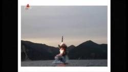 North Korea Missle