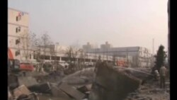 青島輸油管爆炸死亡人數增加至47人