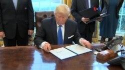 Los 100 días de Trump en materia migratoria