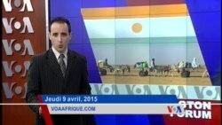 Washington Forum du 10 avril 2015 : le Niger en débat