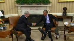 Obama, Netanyahu Look to Move Past Differences