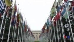 聯合國和敘利亞反對派代表舉行會談