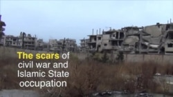 Crippled by War, Syrian City of Homs Attempts Comeback