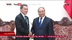 Việt Nam khởi động dự án khí đốt Cá voi xanh