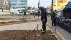 SARAJEVO: Simulacija deminiranja u centru grada