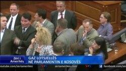 Kosovë: Gaz lotsjellës në parlament