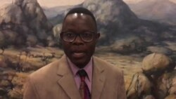 Presidential Candidate: Everisto Chikanga of Rebuild Zimbabwe.