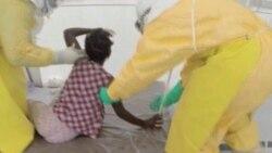EE.UU. apoya lucha contra el ébola