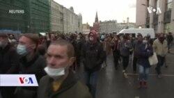 Rusija: Podrška hiljada ljudi ključna za spašavanje života Alekseja Navalnog