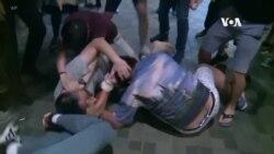 兇徒週日在太古城襲擊示威者導致五人受傷