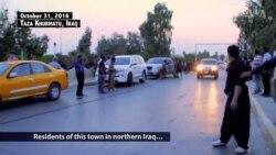 Fleeing Mosul Offensive, Islamic State Threatens New Territory in Iraq