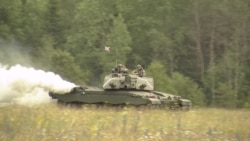 Across Baltic From Trump-Putin Summit, NATO Troops Train for Battle
