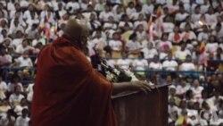 缅甸佛教民族主义者选前造势
