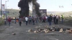 Luto y tensión en los territorios palestinos