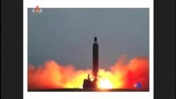聯合國安理會緊急討論北韓試射導彈問題