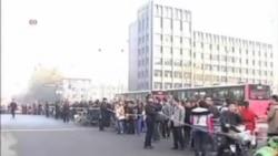 山西省委附近发生爆炸
