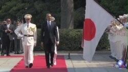 奥巴马访菲主要商议国防合作、海事安全