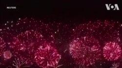 Hong Kong huỷ bắn pháo hoa dịp quốc khánh Trung Quốc
