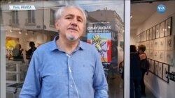 "Türk Ressam Onay Akbaş'tan Paris'te ""Çizgiler"" Sergisi"