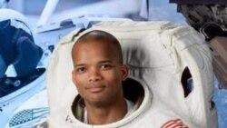 Astronaute Robert Curbeam akaboli boyebi na ye na bilenge ya RDC
